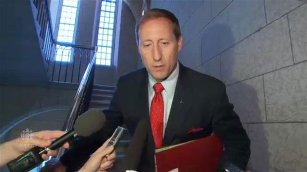 Justice Minister Peter MacKay, in an email to staff marking Mother's Day, praised women for changing diapers and packing school lunches befo...