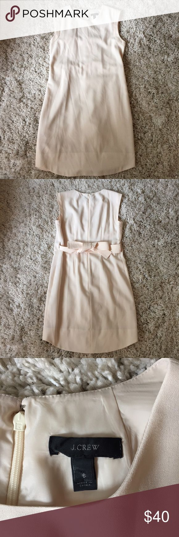 🐫SALE🐫 J. Crew Dress, Size 6 + Back zipper and clasp closure  + Small flaw in threading at one of the back straps. Flawless otherwise.  + Perfect for fall 🍂🍃 + Don't forget to bundle!   ⭐️All items are steamed cleaned and shipped within 48 hours of your purchase.   ⭐️If you would like any additional photos or have any questions please let me know.  ⭐️Sorry, no trades. But will listen to ALL fair offers. Thanks for shopping! J. Crew Dresses