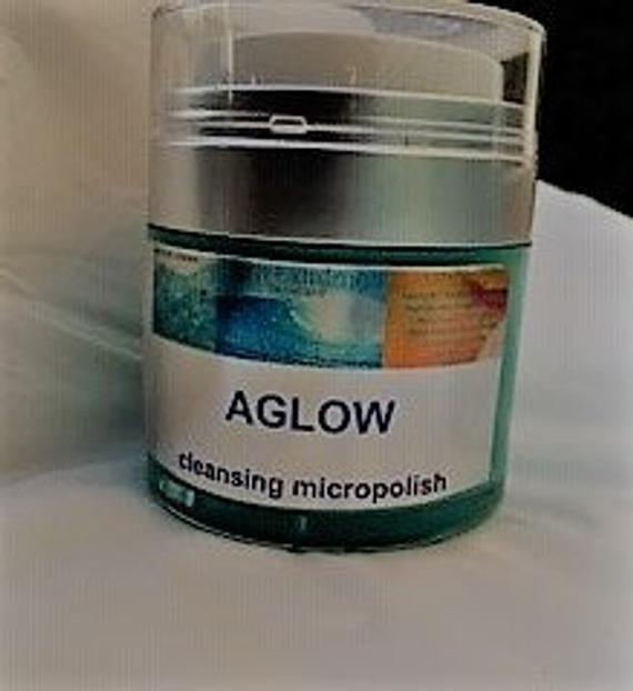 Reinigungsmikropolish Exfoliant – Anis-infundierte Aktivkohle