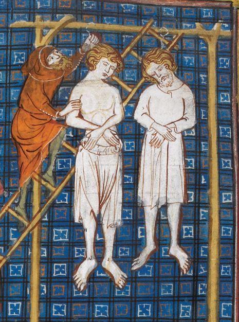 Les Grandes chroniques de France 1332-1350 Royal MS 16 G VI  Folio 306r