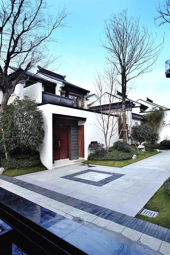 Pin By Greg K On Style Modern Chinese China Architecture Chinese Style Interior Chinese Architecture