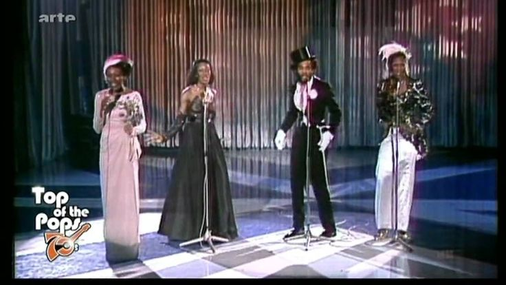 Boney M. - Hooray ! It's a Holiday (TOP OF THE POPS)