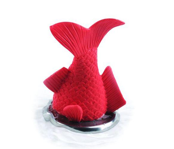 Fish Bath Plug >> Cute!