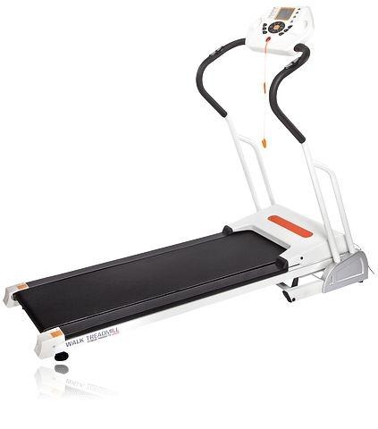 Promenadband / motionsband, REVOLUTION WALK TREADMILL med 6 olika program och visar tid, distans, puls, hastighet och kaloriförbrukning. Promenadbandet är ihopfällbart för att ta mindre plats.   Mer info om promenadbandet - http://www.stadium.se/sport/traning/traningsmaskiner/144878/revolution-walk-treadmill-120