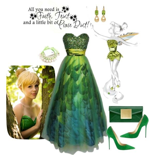 """Tinkerbell"" by feelgood35 on Polyvore"