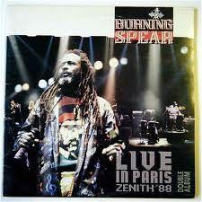 Burning Spear  Live in Paris
