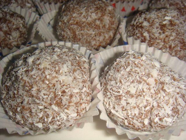 CHOCO-TRUFAS, las mejores y deliciosas con chocolinas!