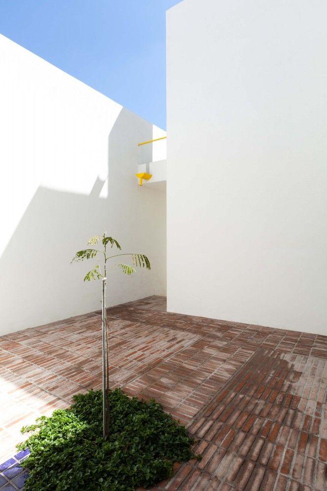 Pino Street House / Oscar Gutiérrez