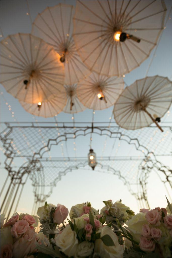Enchanting Umbrellas - lights
