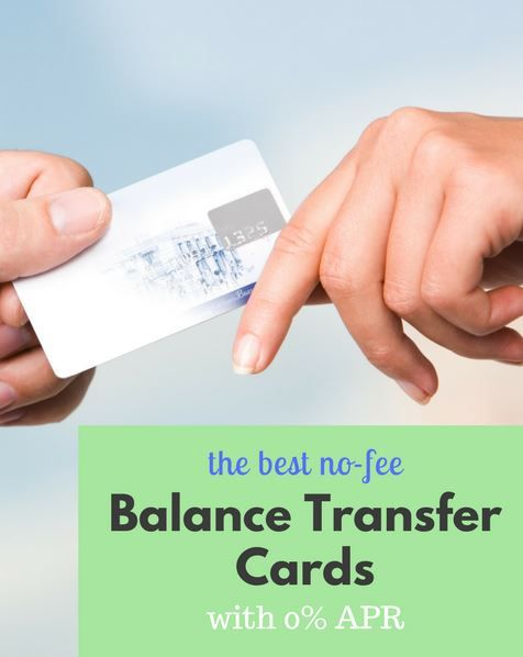 Best No Fee Balance Transfer 8% Interest Rates Credit Cards of