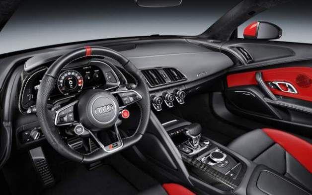 2018 Audi R8 Coupe interior