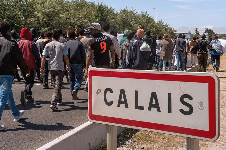 """Share or Comment on: """"UK: David Miliband Backs 1 Million Work Permits For Syrian Refugees"""" - http://www.politicoscope.com/wp-content/uploads/2015/08/Europe-News-Calais-Migrants-Crisis-In-The-News-Now.jpg - David Miliband: """"Syrian refugees deserve not just a life but a life worth living.""""  on Politicoscope: Politics - http://www.politicoscope.com/uk-david-miliband-backs-1-million-work-permits-for-syrian-refugees/."""