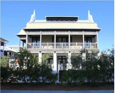 luxury real estate the town of rosemary beach located