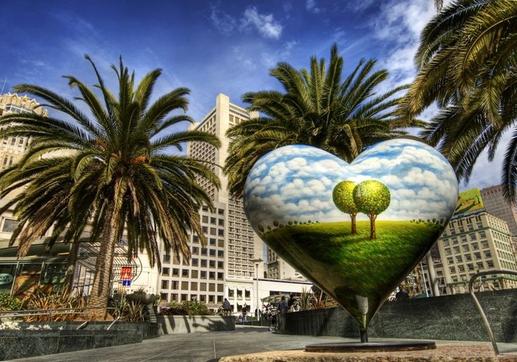 The 25 Most Instagrammable Spots in San Francisco