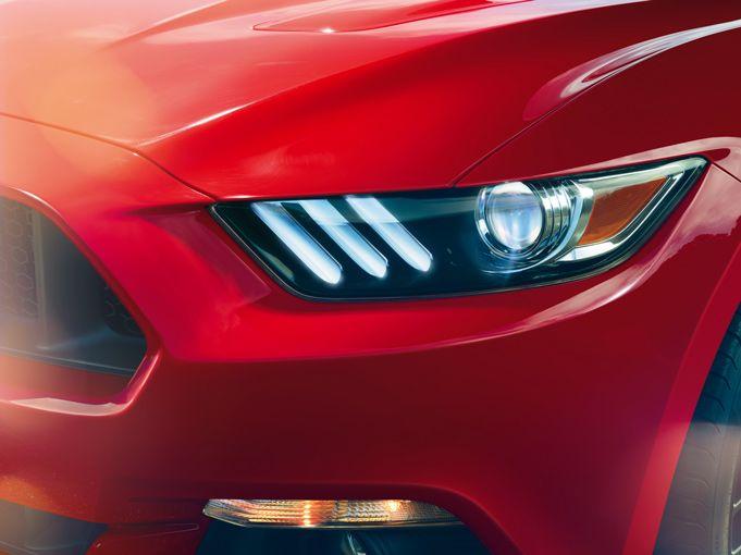 Nouvelle Mustang arrive en Europe et en France – Ford France