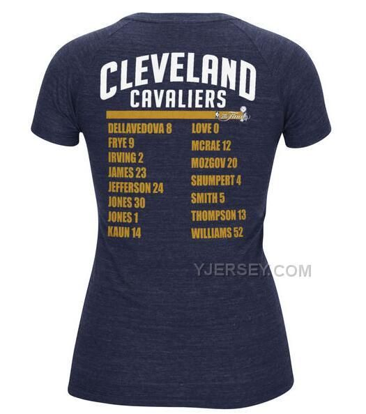 http://www.yjersey.com/womens-cleveland-cavaliers-adidas-navy-2016-nba-finals-champions-roster-v-neck-tshirt1.html Only$27.00 WOMEN'S CLEVELAND #CAVALIERS ADIDAS NAVY 2016 #NBA FINALS CHAMPIONS ROSTER V NECK T-SHIRT1 Free Shipping!