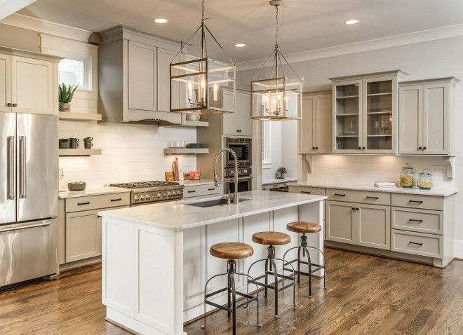Kitchen design idea (cabinets only, would want a different island)