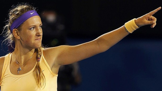 Victoria Azarenka wins her second Australian Open Tennis final.