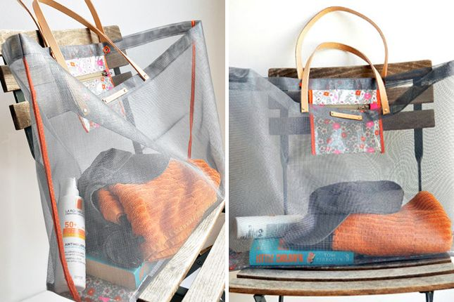 We Totes Rounded Up 40 Awesome DIY Totes! via Brit + Co