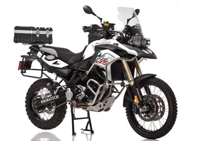 Bike Build - 2013 BMW F800GS - Touratech-USA