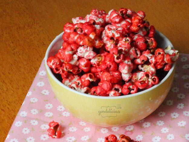 Pipoca doce de pipoqueiro.   14 receitas que provam que pipoca é a melhor coisa do mundo