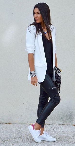 Chic fashion style
