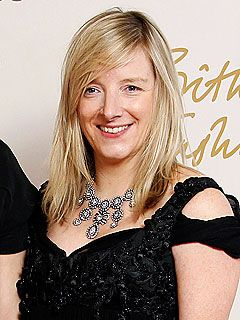 Sarah Burton-Creative Director at McQueen