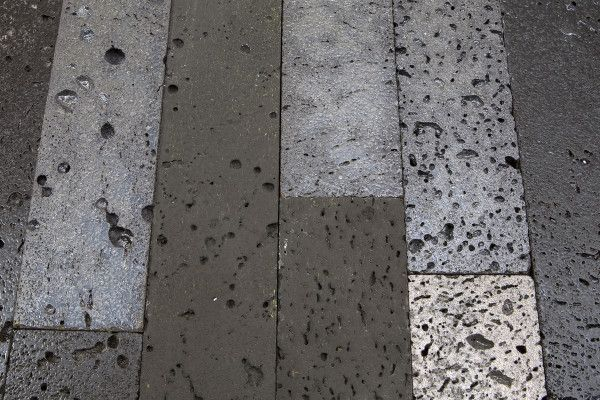 Lava Tiles is a lava stone based line of products that combines new and traditional techniques in order to create uniquely textured wall and floor coverings that feature the positive material properties natural stone is known for – such as strength, moisture resistance and thermal insulation.