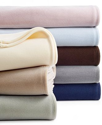 Vellux Blankets - Blankets & Throws - Bed & Bath - Macy's