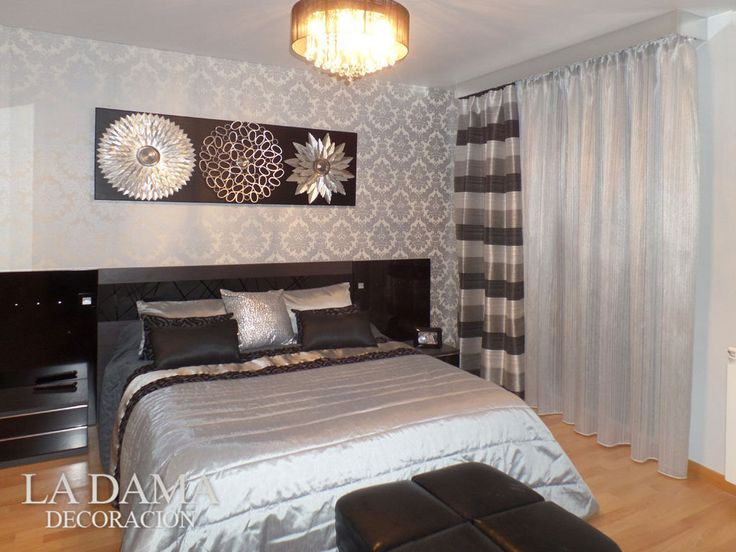 Las 25 mejores ideas sobre cortinas modernas para - Cortinas modernas dormitorio ...