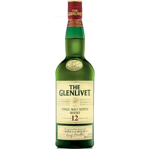 Glenlivet Scotch Whiskey Price | Glenlivet 12 Year Single Malt Scotch Whisky 750ml **I Luv me some Scotch**