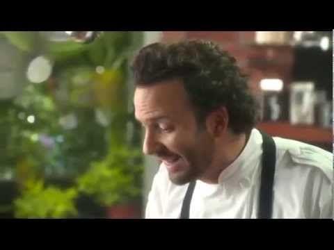 Cocinando con el Chef Oropeza - tortas ahogadas  con Salsa de Chile Fres...