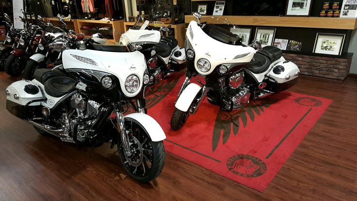 3 Limited Edition, Jack Daniel's Indian Motorcycles. Grand Prix Motorsports.