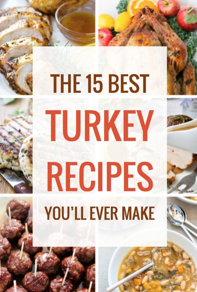 1000+ images about Thanksgiving Recipes on Pinterest | Leftover turkey ...