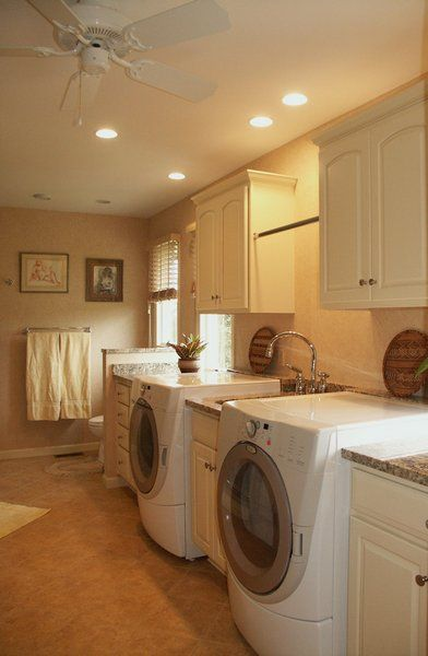 Before And After Remodeling Photos Bathroom Makeovers Morris Black Laundry Pinterest