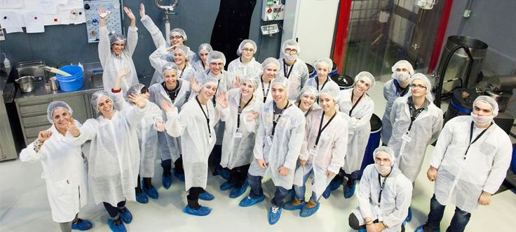 KORRES Uni Lab / Plant Tour / December 2014 #korres_unilab2015 photo credit / Margarita Nikitaki