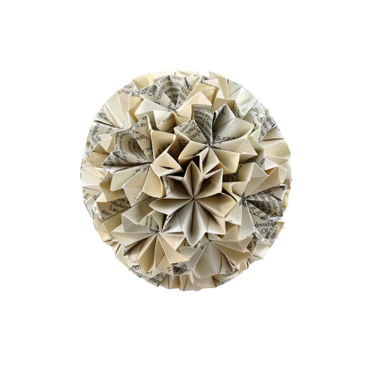 Origami Paper Ball - CeeBee