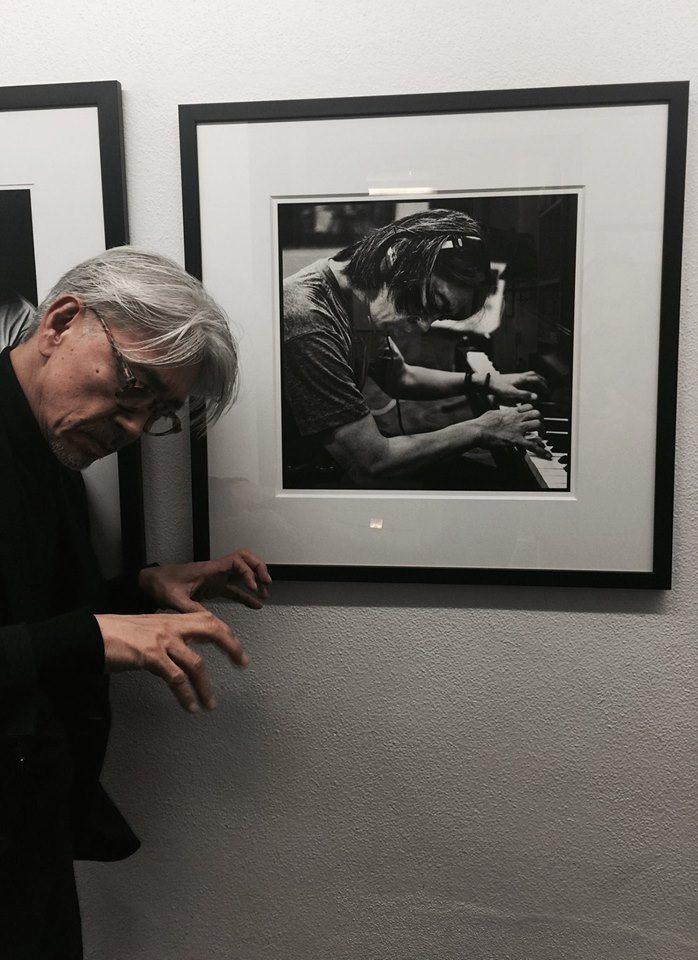 Ryuichi Sakamoto 坂本龍一 at LOGIA