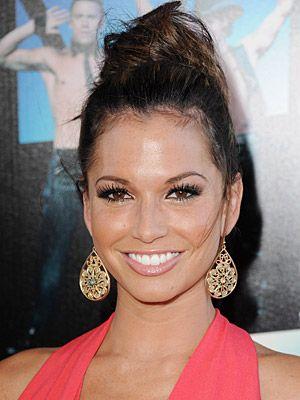 Melissa Rycroft Hairstyles - June 24, 2012 - DailyMakeover.com