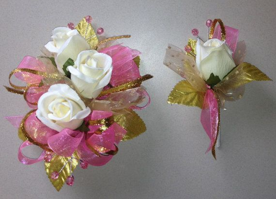 Silk Wedding Flowers Leicestershire : Best corsages images on