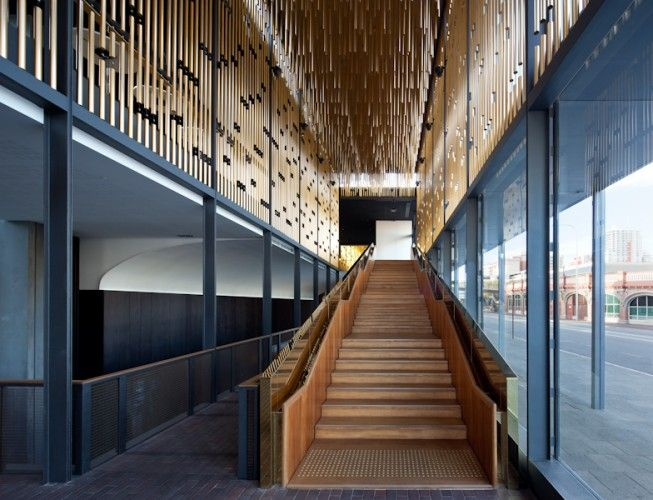 State Theatre Centre of Western Australia - Perth  Kerry Hill Architects