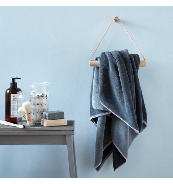 By Wirth - Towel hanger - håndklædeholder i eg - fri fragt