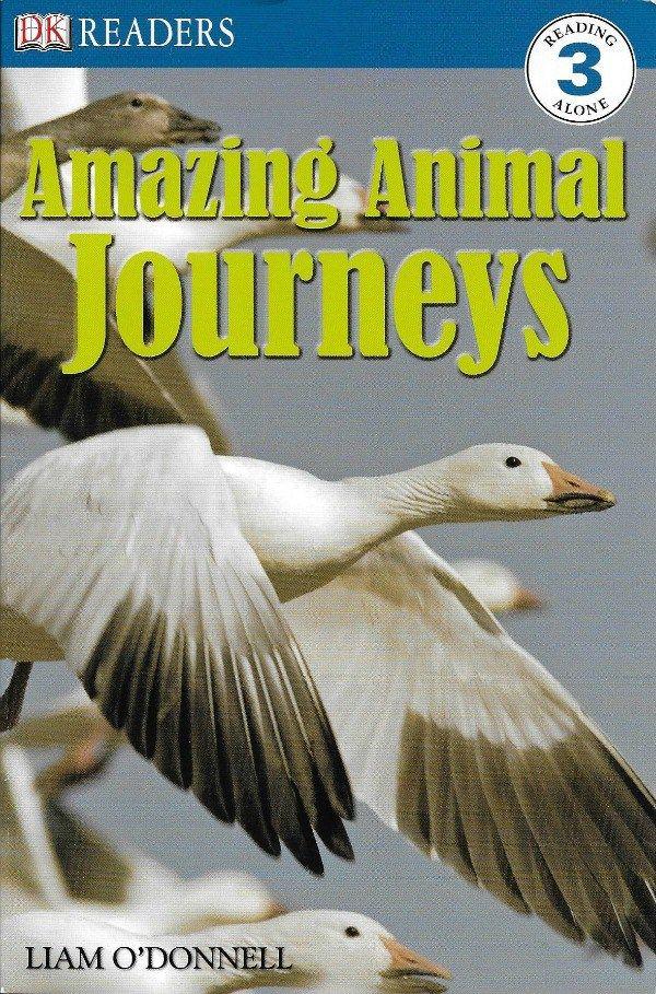 Amazing Animal Journeys (DK Readers)
