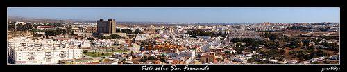 Vista de San Fernando