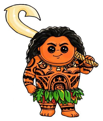 "Maui ""Vaiana"""