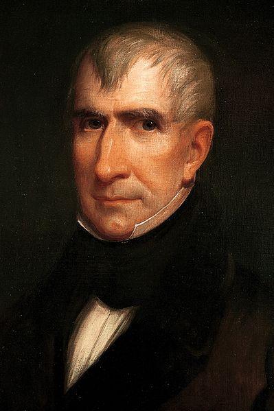 President #9 William Henry Harrison