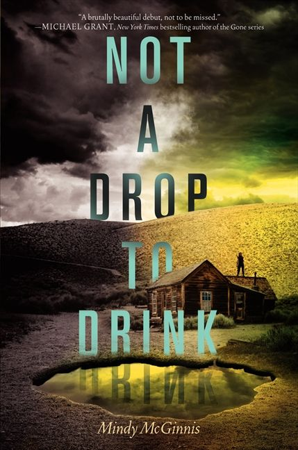 In honour of Not a Drop to Drink, Jess decided to count down her Top Ten Dystopian Novels for YA Wednesday! #HCCFrenzy #YAWednesday