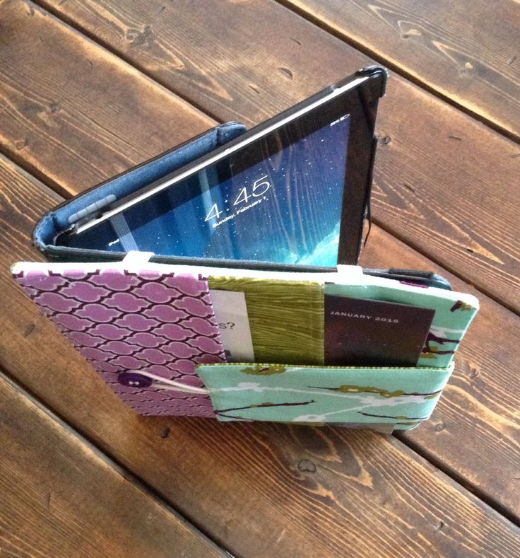 Jw magazine tract holder pouch that attaches to your tablet by AllThingsMade14 on Etsy https://www.etsy.com/listing/221202997/jw-magazine-tract-holder-pouch-that