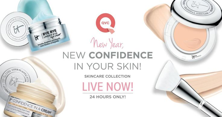 24 hours only! The IT Cosmetics QVC exclusive Today's Special Value is available now! Shop IT before it's gone!