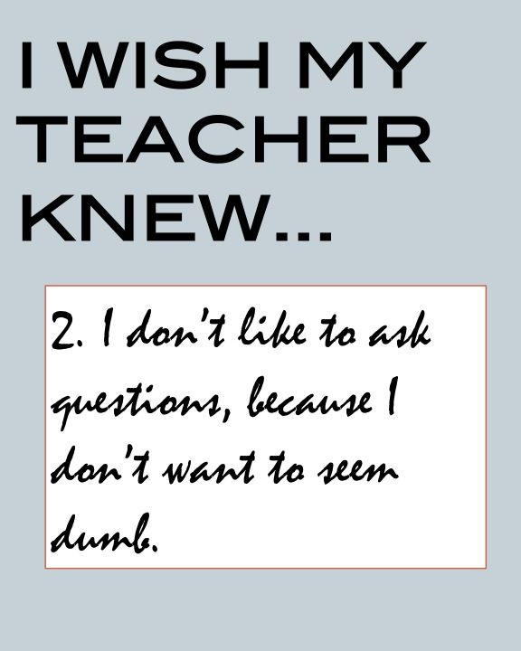 "What do your students wish you knew about them?  Give them an easy way to tell you with this back to school student-generated ""cheat sheet"" for 7th graders."